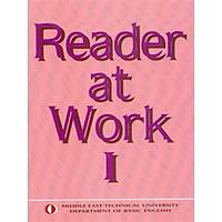 ODTÜ Reader at Work 1 Odtü Yayýnlarý