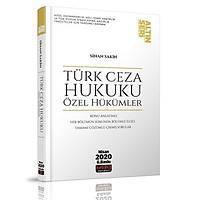 Savaþ Yayýnevi Türk Ceza Hukuku Özel Hükümler Altýn Seri (Sinan Sakin)