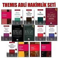 THEMIS Adli Hakimlik Seti (14 Kitap)