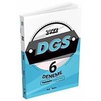 Tercih Akademi 2022 DGS 6 Deneme Çözümlü