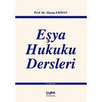 Der Yayýnlarý Eþya Hukuku Dersleri (Hasan Erman)