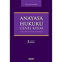 Seçkin Yayýnevi Anayasa Hukuku Genel Kýsým (Ömer Anayurt)
