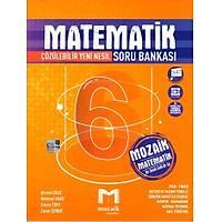 Mozaik Yayýnlarý 6. Sýnýf Matematik Soru Bankasý