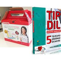 Tusem TUS Temel +Klinik Bilimler Cep Seti+Týpdil 5 Deneme Sýnavý