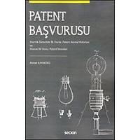 Seçkin Yayýnevi Patent Baþvurusu (Ahmet Kayakökü)