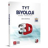 3D Yayýnlarý TYT Biyoloji 3D Soru Bankasý