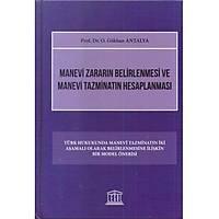 Legal Yayýncýlýk Manevi Zararýn Belirlenmesi ve Manevi Tazminatýn Hesaplanmasý (Gökhan Antalya)