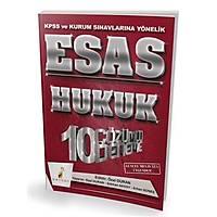 Pelikan Yayýnlarý Esas Hukuk 10 Çözümlü Deneme KPSS ve Kurum Sýnavlarýna Yönelik