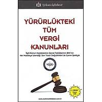 Türkmen Kitabevi Yürürlükteki Tüm Vergi Kanunlarý