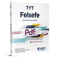 Eðitim Vadisi YKS TYT Felsefe PDF Planlý Ders Föyü Video Çözümlü