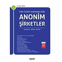 Seçkin Yayýnevi Anonim Þirketler (Ciltli) Soner Altaþ