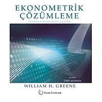 Palme Yayýncýlýk Ekonometrik Çözümleme