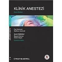 Akademisyen Kitabevi Klinik Anestezi - Bayazýt Dikmen, Özlem Saçan