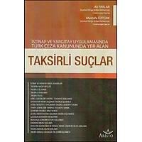 Aristo Yayýnlarý Taksirli Suçlar (Ali Parlar-Mustafa Öztürk)