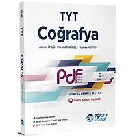 Eðitim Vadisi YKS TYT Coðrafya PDF Planlý Ders Föyü Video Anlatým Destekli