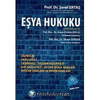 Fakülteler Kitabevi Eþya Hukuku (Þeref Ertaþ)