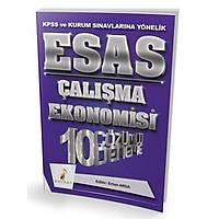 Pelikan Yayýnlarý Esas Çalýþma Ekonomisi 10 Çözümlü Deneme KPSS ve Kurum Sýnavlarýna Yönelik