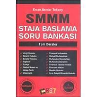 EST Yayýnlarý SMMM Staja Baþlama Soru Bankasý Tüm Dersler Ercan Serdar Toksoy