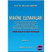 Birsen Makine Elemanlarý 1 Mustafa Akkurt