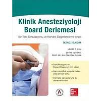 Akademisyen Kitabevi Klinik Anesteziyoloji Board Derlemesi - Iþýl Özkoçak Turan