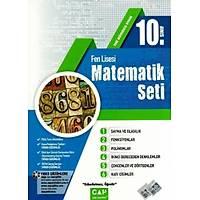 Çap Yayýnlarý 10. Sýnýf Matematik Seti Fen Lisesi