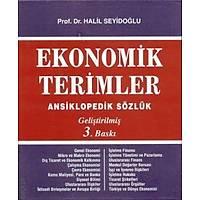Güzem Can Yayýnlarý Ekonomik Terimler Ansiklopedik Sözlük (Halil Seyidoðlu)