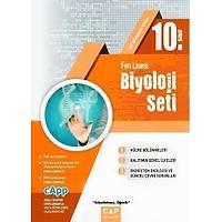 Çap Yayýnlarý 10. Sýnýf Fen Lisesi Biyoloji Seti