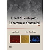 Nobel Týp Kitabevleri Genel Mikrobiyoloji Laboratuvar Yöntemleri