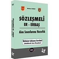 4T Yayýnlarý Sözleþmeli Er-Erbaþ Alým Sýnavlarýna Hazýrlýk,Mehmet Kolcu
