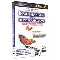 Savaþ Ýnsan Haklarý ve Demokratikleþme Açýk Uçlu Soru Bankasý (Ahmet Nohutçu, Ahmet Gazi Kaya)