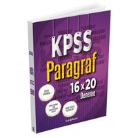 Tercih Akademi 2022 KPSS Paragraf 16x20 Deneme