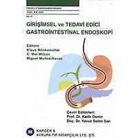 Avrupa Týp Kitabevi Giriþimsel ve Tedavi Edici Gastrointestinal Endoskopi