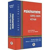 Akademisyen Kitabevi Psikiyatriye Giriþ Ders Kitabý
