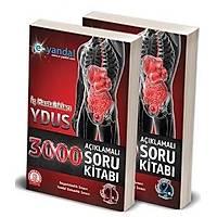 Ankara Nobel Týp Kitabevi Ýç Hastalýklarý YDUS 3000 Açýklamalý Soru Kitabý