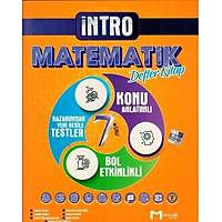 Mozaik Yayýnlarý 7. Sýnýf Matematik Ýntro Defter Kitap