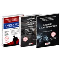 Tercih Kitabevi Jandarma ve Sahil Güvenlik Akademisi Ýhtisaslaþma ve Kurum Ýçi Yükselme Sýnavlarýna Hazýrlýk Kitabý 2021 ( 3 Kitap) Yavuz Çetin Güneþ