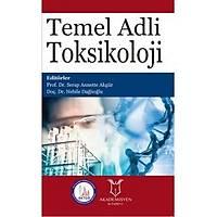 Akademisyen Kitabevi Temel Adli Toksikoloji