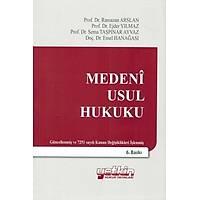 Yetkin Yayýnlarý Medeni Usul Hukuku (Ejder Yýlmaz-Ramazan Arslan-Sema Taþpýnar Ayvaz)