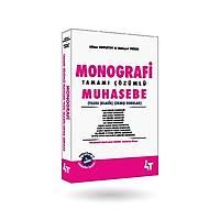 4T Yayýnlarý Monografi Tamamý Çözümlü Muhasebe Yazýlý (Klasik) Çýkmýþ Sorular Alican Dovletov