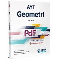 Eðitim Vadisi YKS AYT Geometri PDF Planlý Ders Föyü Video Anlatým Destekli Eðitim