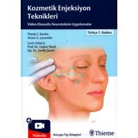 Avrupa Týp Kitabevi Kozmetik Enjeksiyon Teknikleri Taþkýn Yücel