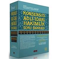 Savaþ 2021 KONSENSUS Adli-Ýdari Hakimlik Soru Bankasý Modüler Set - Ahmet Nohutçu 16. Baský