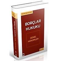 Adalet Yayýnevi Borçlar Hukuku - Genel Hükümler (Mehmet Ayan)