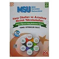 Örnek Akademi MSÜ Harp Okullarý ve Astsubay Askeri Öðrenci Belirleme Sýnavý Konu Anlatýmlý Tek Kitap