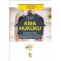 Adalet Yayýnlarý Kira Hukuku (Nihat Yavuz)