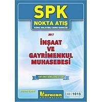Karacan Yayýnlarý SPK 1015 Ýnþaat ve Gayrimenkul Muhasebesi 2020