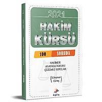 Hakim Kürsü 100 Soruda Anayasa Hukuku Çözümlü Sorular Dizgi Kitap Yayýnlarý 2021