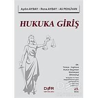 Der Yayýnlarý Hukuka Giriþ-Aydýn Aybay, Rona Aybay
