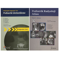 Habitat Yayýncýlýk Muhteþem Pediatrik Radyoloji Atlasý Seti