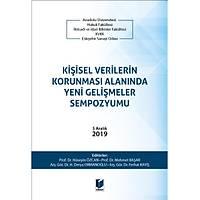 Adalet Yayýnevi-Kiþisel Verilerin Korunmasý Alanýnda Yeni Geliþmeler Sempozyumu 5 Aralýk 2019-Hüseyin Özcan Mehmet Baþar